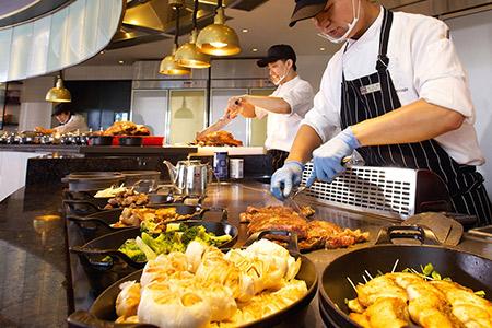 高雄國賓大飯店- i River愛河牛排海鮮自助餐廳