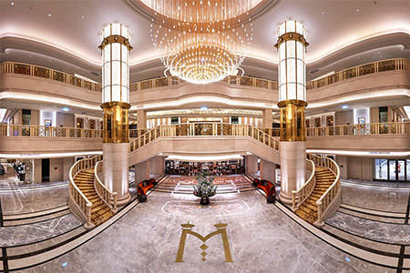 台北美福大飯店