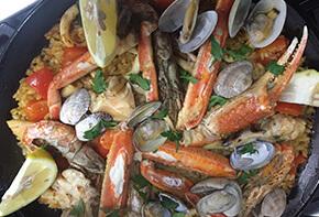 山珍海味! 海鮮燉飯