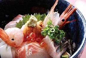 京都海鮮丼