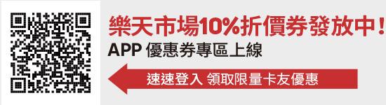 【樂市慶樂事】樂天點數加碼12%!