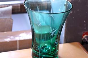 古東京式手作雕花玻璃教室