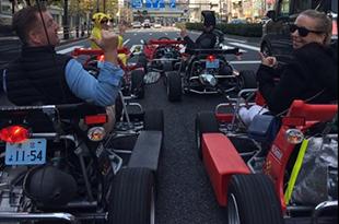 東京甩尾跑跑卡丁車