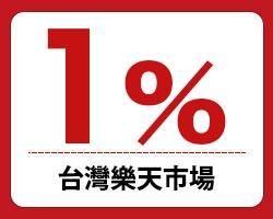 樂天市場原有點數回饋1%