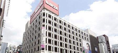東京-銀座EXITMELSA