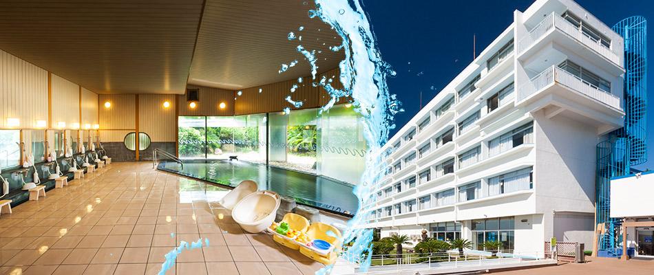 鴨川海洋世界飯店<br><small>設備齊全完善服務,與家人留下美好回憶</small>